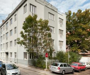 Novostavba Rezidence Nad Studánkou prodej bytů Praha 4 - Nusle