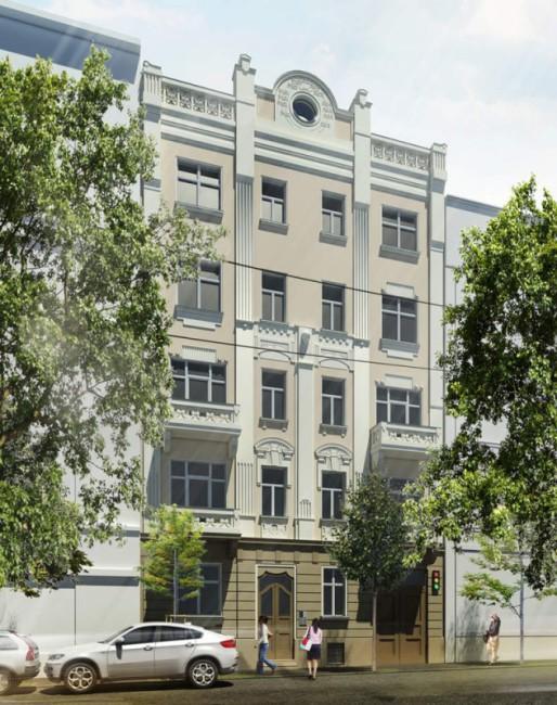 Rezidence Vinohradská 33