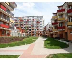 Novostavba Harfa Park V prodej bytů Praha 9 - Vysočany