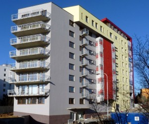 Novostavba KOTI Troja prodej bytů Praha 8 - Troja