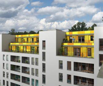 Novostavba Rezidence Zlatice (Byty Vítkov) prodej bytů Praha 3 - Žižkov