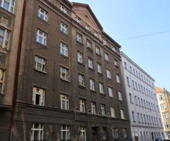 Novostavba Byty Malířská prodej bytů Praha 7 - Bubeneč