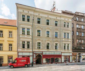 Novostavba Byty u Botanické Zahrady prodej bytů Praha 2 - Nové Město