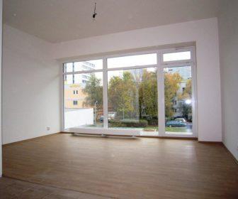 Novostavba Byty U Garáží prodej bytů Praha 7 - Holešovice