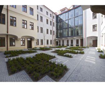 Novostavba Byty La Corte prodej bytů Praha 1 - Nové Město