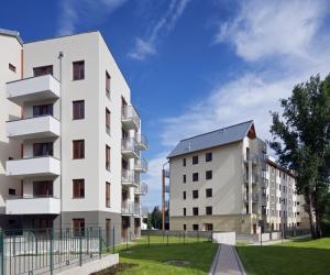 Novostavba Rezidence Podbaba prodej bytů Praha 6 - Dejvice