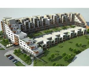 Novostavba Barrandov Hills prodej bytů Praha 5 - Barrandov