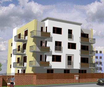 Novostavba Bytový a obchodní komplex Hostivař prodej bytů Praha 10 - Hostivař