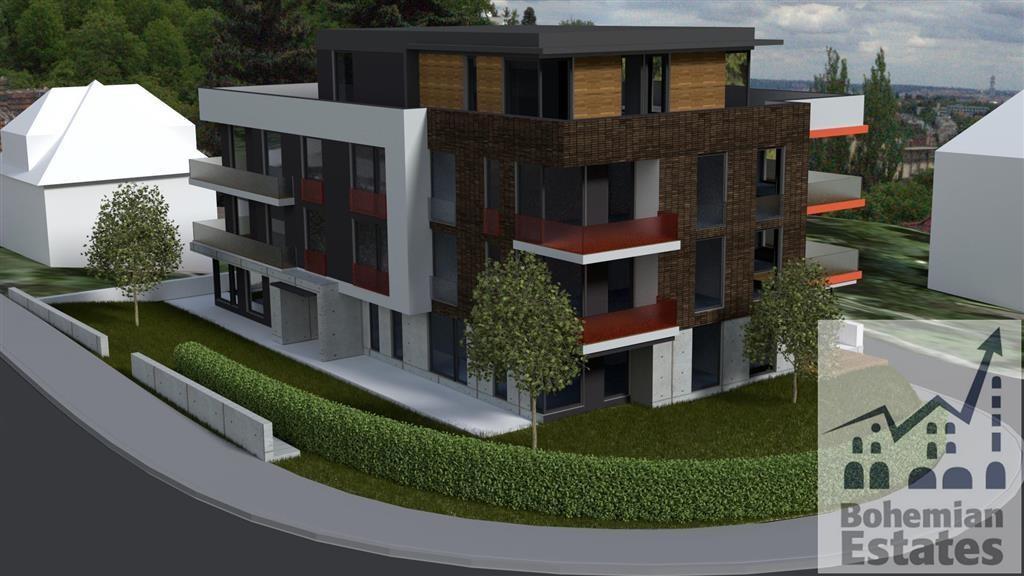 Bytový dům Na Pomezí