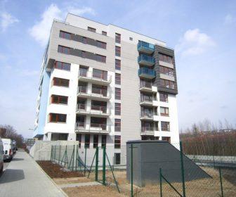Novostavba Byty Českomoravská prodej bytů Praha 9 - Vysočany