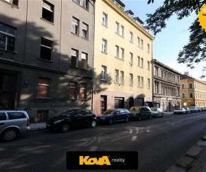 Novostavba Byty Hřebenky Praha 5 prodej bytů Praha 5 - Smíchov