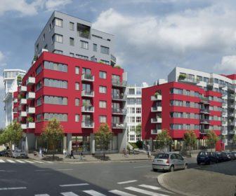 Novostavba Liberty Building prodej bytů Praha 4 - Nusle