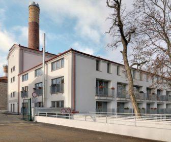 Novostavba Lofty Lochkov prodej bytů Praha 5 - Lochkov