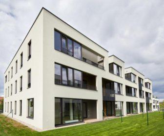 Novostavba Modřanský háj (domy) prodej bytů Praha 4 - Modřany - Komořany