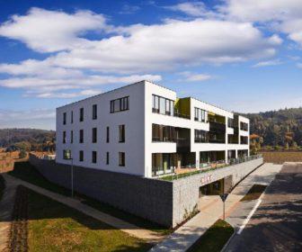Novostavba Modřanský háj prodej bytů Praha 4 - Modřany - Komořany