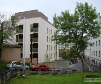 Novostavba Bytový dům Na Popelce prodej bytů Praha 5 - Smíchov