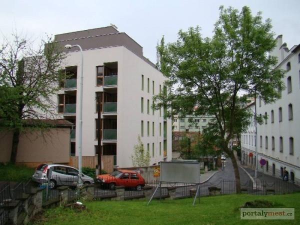 Bytový dům Na Popelce