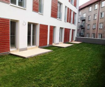 Novostavba Projekt Queen prodej bytů Praha 8 - Libeň