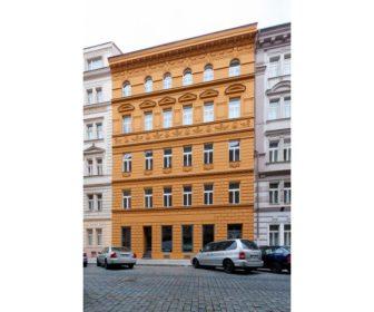 Novostavba Projekt Trojická prodej bytů Praha 2 - Nové Město