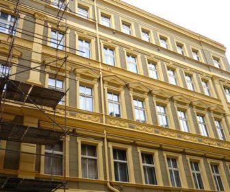 Novostavba Půdní byty Žižkov prodej bytů Praha 3 - Žižkov
