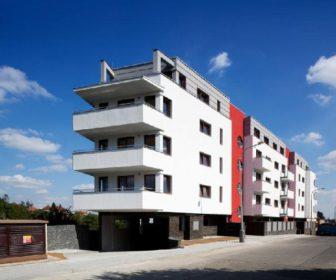 Novostavba Rezidence Dívčí hrady prodej bytů Praha 5 - Dívčí hrady