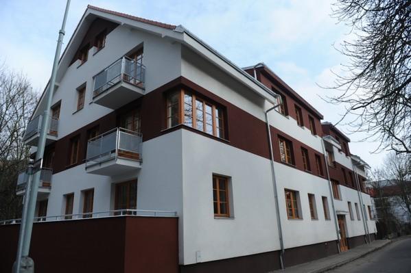 Rezidence Hlubočepy
