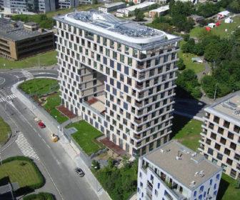 Novostavba Rezidence Kavčí Hory prodej bytů Praha 4 - Nusle