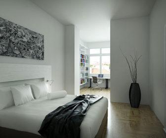 Novostavba Rezidence Moderna prodej bytů Praha 6 - Dejvice