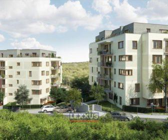 Novostavba Rezidence Na Farkáně prodej bytů Praha 5 - Malvazinky