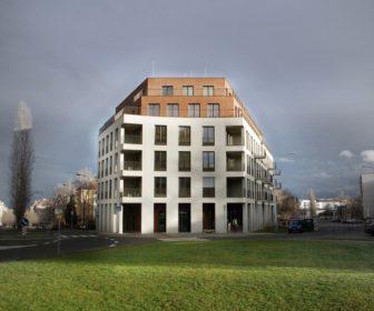 Novostavba Rezidence Na Santince prodej bytů Praha 6 - Dejvice