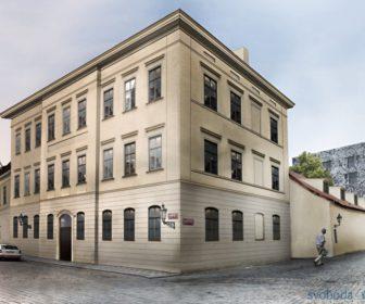 Novostavba Rezidence Obecní Dvůr prodej bytů Praha 1 - Staré Město