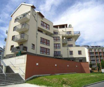 Novostavba Rezidence Pod Juliskou prodej bytů Praha 6 - Dejvice