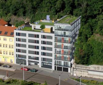 Novostavba Rezidence Smíchov- Rezidence Paví Vrch prodej bytů Praha 5 - Smíchov