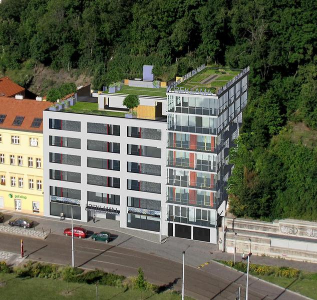 Rezidence Smíchov- Rezidence Paví Vrch