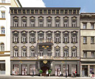 Novostavba Rezidence Soukenická prodej bytů Praha 1 - Petrská čtvrť