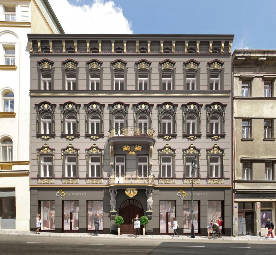 Rezidence Soukenická