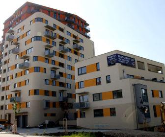 Novostavba Rezidence Stodůlky prodej bytů Praha 5 - Stodůlky