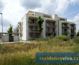 Novostavba Rezidence Viva prodej bytů Praha 9 - Čakovice