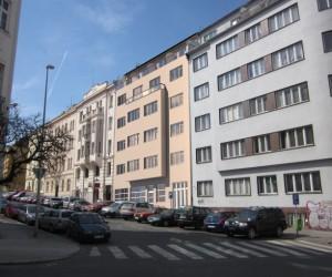Novostavba U Nikolajky 10 prodej bytů Praha 5 - Smíchov