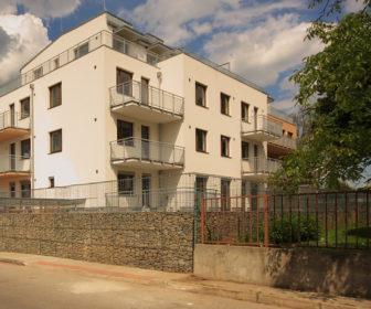 Novostavba U Váhy prodej bytů Praha 8 - Dolní Chabry