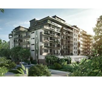 Novostavba Byty V Mezihoří prodej bytů Praha 8 - Libeň