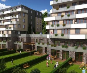 Novostavba Viladomy Veleslavín prodej bytů Praha 6 - Veleslavín