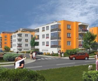 Novostavba Vilapark Uhříněveská obora prodej bytů Praha 10 - Uhříněves