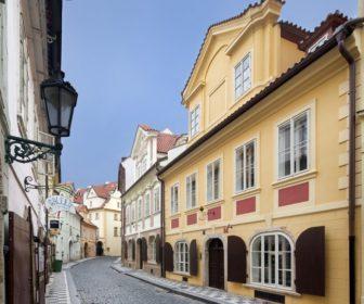 Novostavba Míšeňská 7 prodej bytů Praha 1 - Malá Strana