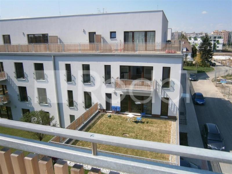Nové byty Toužimská