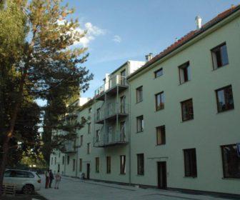 Novostavba Projekt Luštěnická prodej bytů Praha 9 - Kbely