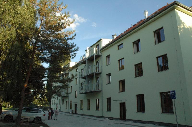 Projekt Luštěnická