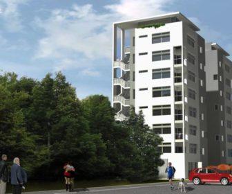 Novostavba Rezidence 2 Věže prodej bytů Praha 9 - Letňany