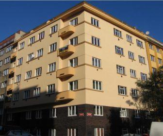 Novostavba Rezidence Jivenská prodej bytů Praha 4 - Nusle