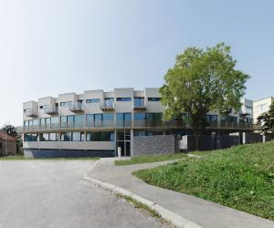 Novostavba Viladomy Azalková prodej bytů Praha 10 - Hostivař